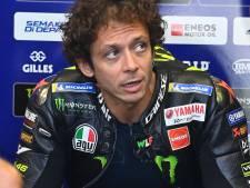 Geschrokken Rossi roept coureurs op tot respectvol racen: 'Ik was er bijna geweest'