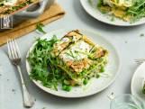 Wat Eten We Vandaag: Courgette-tuinbonenlasagna met ricotta