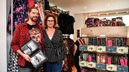 Jean en Nathalie bouwen living om tot pop-up 'Rock en Tattoo Shop'