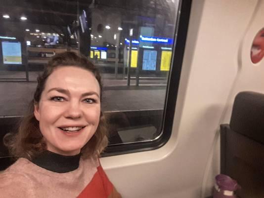 Trein 1: van Rotterdam naar Utrecht