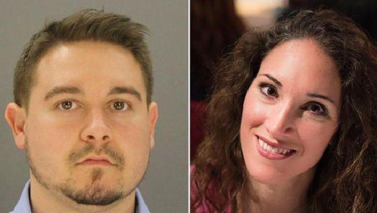 Travis Elwell en zijn slachtoffer Emily Javadi