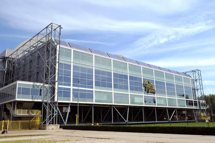 ARNHEM - Als Arnhem volgend jaar het Songfestival mag organiseren, moet voetbalclub Vitesse acht weken buiten het stadion GelreDome spelen. Mogelijk kunnen de thuiswedstrijden afgewerkt worden op het extra speelveld op het GelreDometerrein. Daar worden dan tijdelijke tribunes gebouwd.