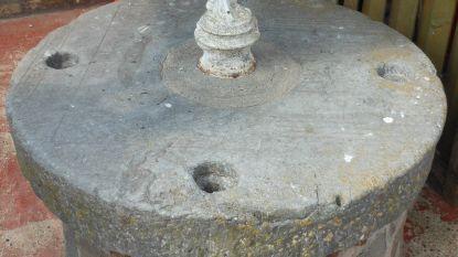 Ghesellen vinden grafsteen van stichter Boetprocessie