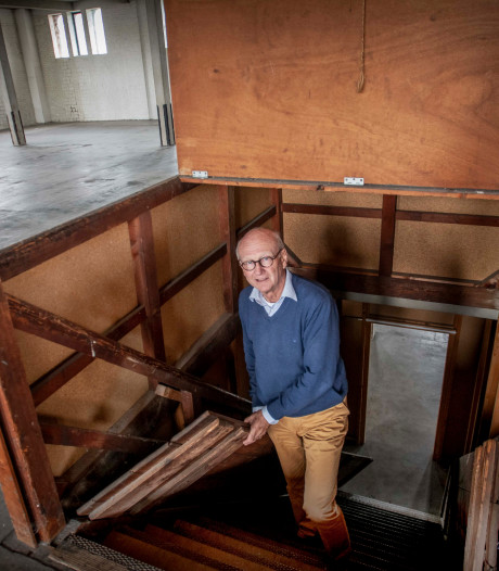 Dubbelspel in en rond Tilburgs textielpakhuis