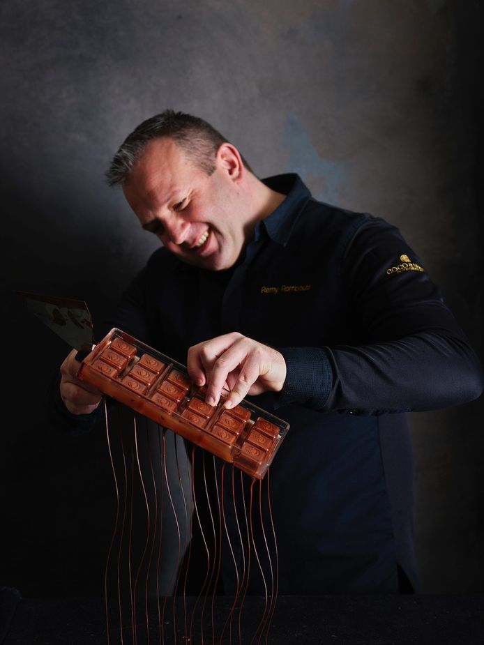 Chef-Patissier Remy Rombouts