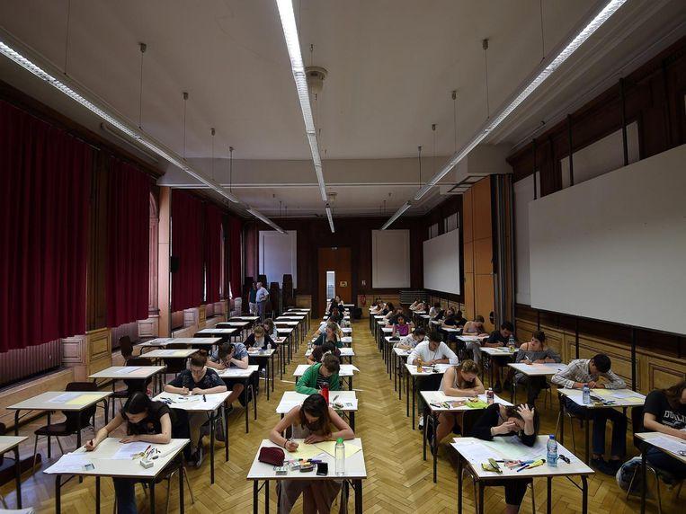 Toegang tot hoger onderwijs bleek de 'overheersende factor' in het stemgedrag bij het referendum.