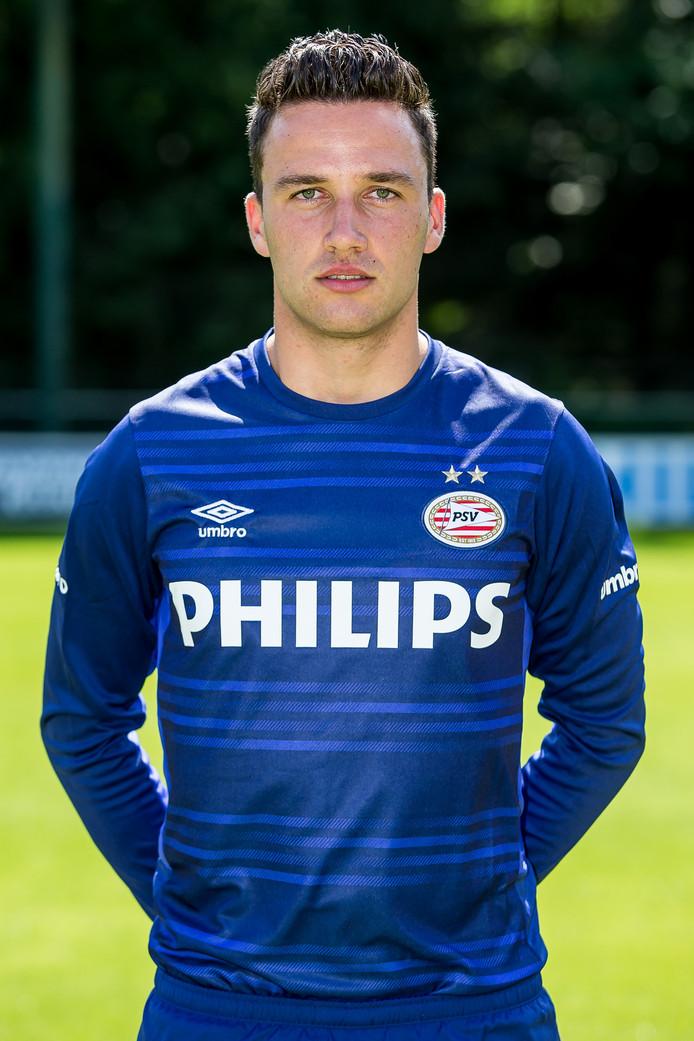 Luuk Koopmans kan mogelijk tweede keeper worden bij PSV.