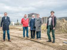 Bewoners bouwen zelf een flat: 'Het is fantastisch om je eigen huis te kunnen bedenken'