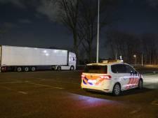 Vier verstekelingen in koelwagen Rotterdam-Zuid: chauffeur aangehouden