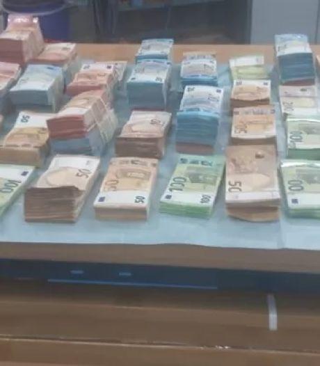 Un Belge arrêté aux Pays-Bas en possession d'1,2 million d'euros
