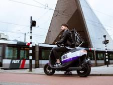 Nog meer keuze in deelscooterland: 250 scooters van Check in Den Haag