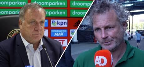 Ondanks vele kansen bleef Feyenoord steken op 1-1 tegen FC Twente.
