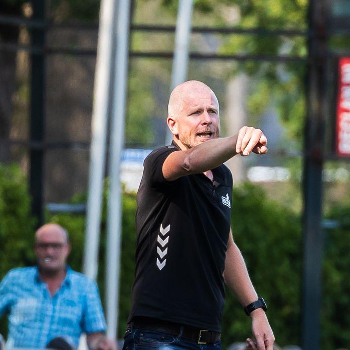 Daniël Nijhof begint komend seizoen aan zijn vijfde jaar als hoofdcoach van HSC'21. Daarvoor was hij al vijf jaar assistent-trainer bij de club.