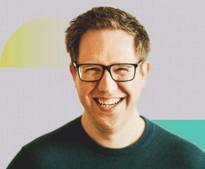 Datajournalist Jerry Vermanen