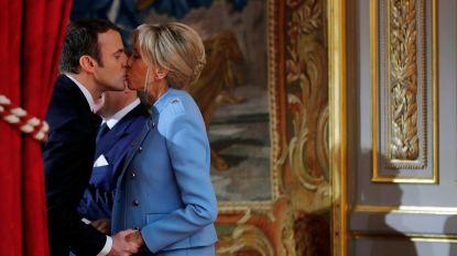 Schreef 16-jarige Macron erotische roman over lerares, nu echtgenote Brigitte?