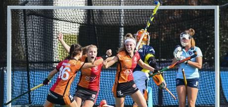Dames Jong Oranje met vijf speelsters Oranje Rood naar EK Hockey