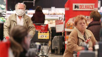 Situatie in supermarkten normaliseert, nog maar weinig wachtrijen