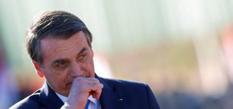 Bolsonaro interdit les brûlis pour tenter de freiner les incendies