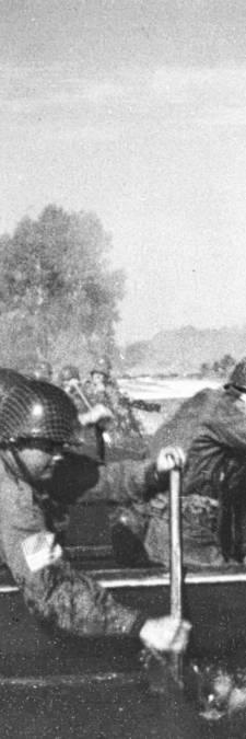Oorlogsheld Jenkins sneuvelde in Nijmegen en is na 74 jaar terecht
