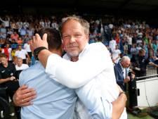 De Graafschap-trainer De Jong na stunt tegen Feyenoord: Dit zijn drie bonuspunten
