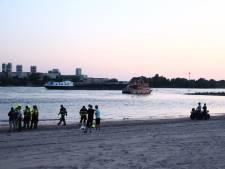 Politie gaat vanmiddag opnieuw op zoek naar vermiste persoon in Waal bij Ochten