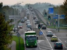 Overleg over camera Rijnbrug