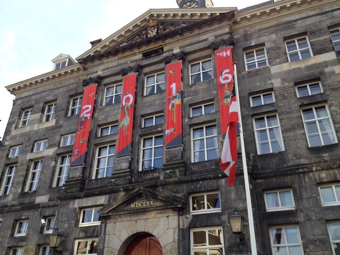 Het Bossche stadhuis in de sfeer van Jeroen Bosch.