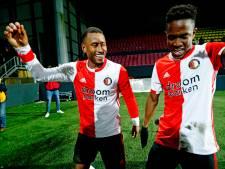 Goudhaantje Narsingh redt ploeterend Feyenoord tegen Fortuna