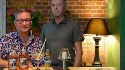 Berlare beschikt vanaf nu over eigen gin: Bistrot Ma Tu Vu maakt met Berl'air eigen gin