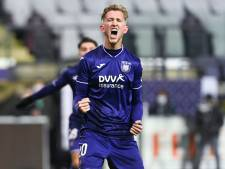 Michel Vlap met eerste seizoenstreffer weer eens belangrijk bij Anderlecht