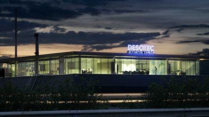 Desotec levert bijdrage in productie van honderdduizenden liters handgel