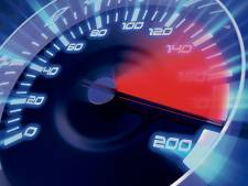 Een record? Bromfiets in Wierden haalt de 123 kilometer per uur