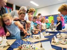 Kinderen maken museum van school in Raamsdonksveer