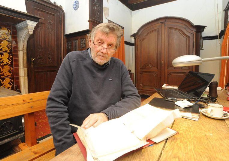 Geoloog Tony Van Autenboer was betrokken bij vier expedities op Antarctica.