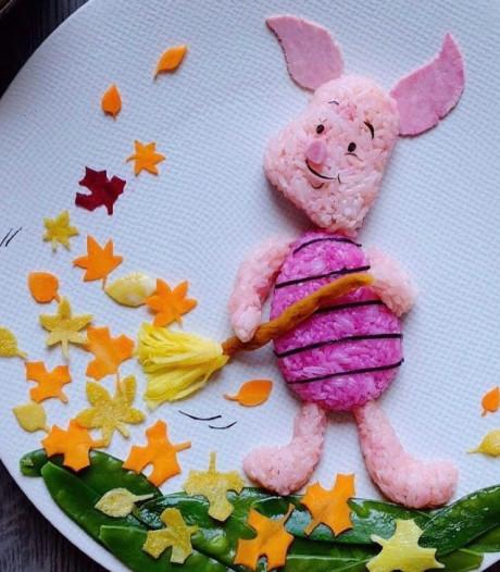 Instagram-mama maakt echte 'happy meals'
