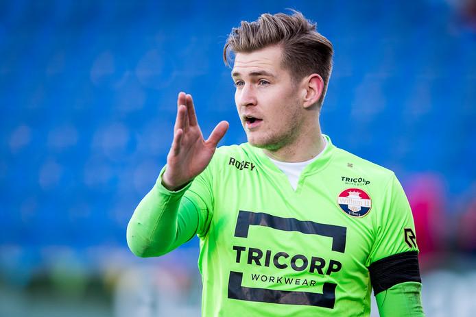 Mattijs Branderhorst is terug bij Willem II.
