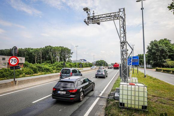 Brugge CO2 uitstoot meettoestel