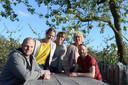 """FrankenFruit """"van het land geheten"""", Familie Franken, nieuwe rubriek en colum met alle leden van de familie Franken. Foto Jan Stads / Pix4Profs"""