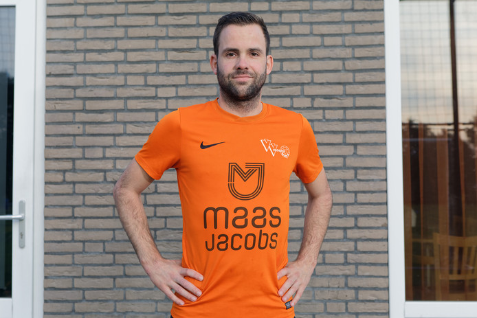 Joris Goossens, aanvoerder van hoofdklasser Moerse Boys uit Zundert.