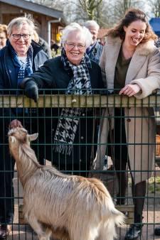 Vijftig jaar kinderboerderij Oss: 'Onze ouders zouden zo trots zijn geweest'