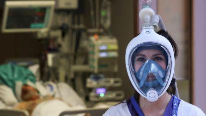 Decathlon zet verkoop van snorkelmaskers stop: gereserveerd voor de ziekenhuizen