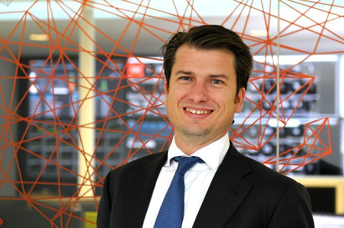 Jeroen van Glabbeek: ,,Jongeren willen actief bijdragen aan een betere wereld.''