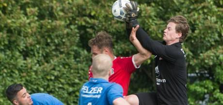 Olympia's concurrent Berghem Sport promoveert alsnog