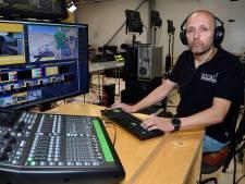 Van uitvaarten tot festivals: livestreamexpert Roel (47) uit Leusden heeft het éxtra druk sinds de coronacrisis