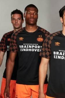 PSV begroet Brainport in opvallend uitshirt met oranje blokken