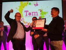 Eijsink wint prijs Beste Twentse Ondernemer
