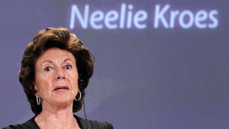 Neelie Kroes Beeld null