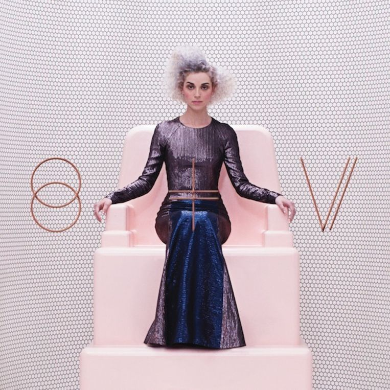 null Beeld Albumhoes St. Vincent