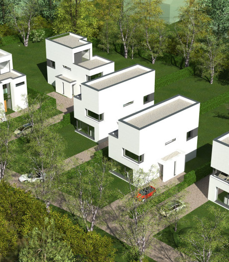 Bosvilla's Waalre eigentijds met moderne twist