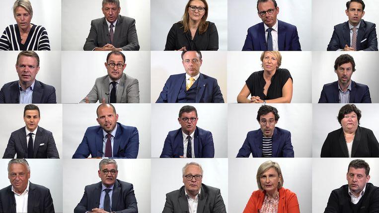De Vraag - Stem Van Vlaanderen 2019